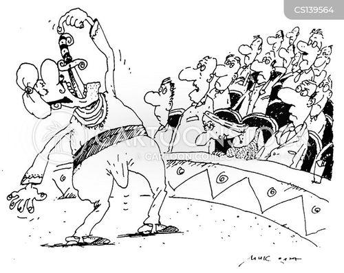 swallower cartoon