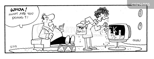 spoilsports cartoon