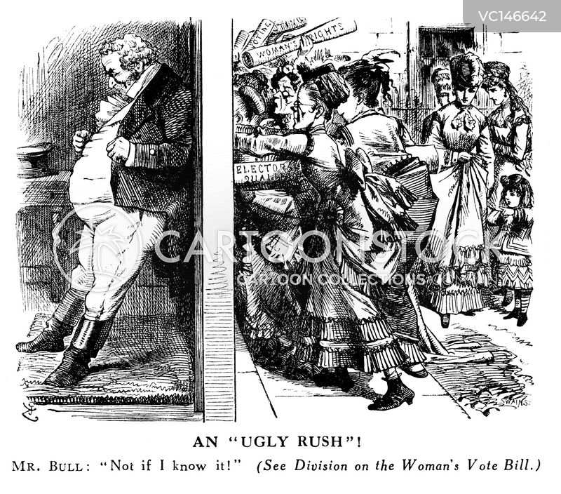 Woman's Vote Bill cartoons, Woman's Vote Bill cartoon, funny, Woman's Vote Bill picture, Woman's Vote Bill pictures, Woman's Vote Bill image, Woman's Vote Bill images, Woman's Vote Bill illustration, Woman's Vote Bill illustrations