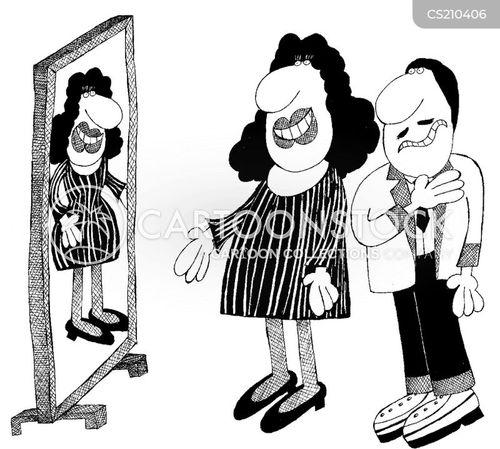 self-images cartoon