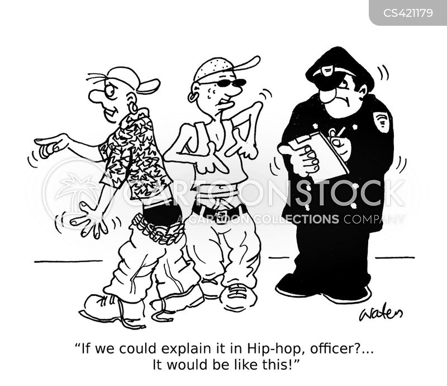 witness statements cartoon