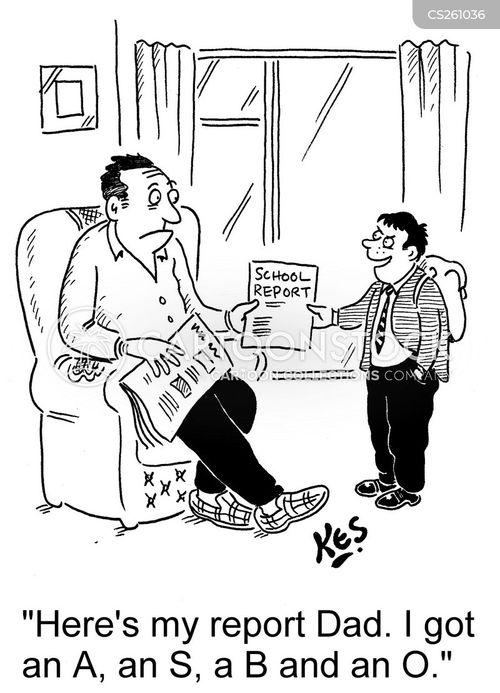 delinquent cartoon