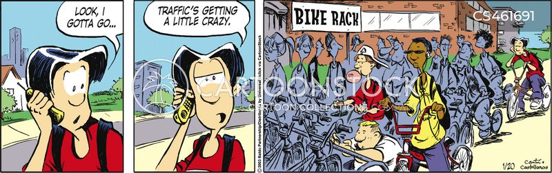 Bike Racks cartoons, Bike Racks cartoon, funny, Bike Racks picture, Bike Racks pictures, Bike Racks image, Bike Racks images, Bike Racks illustration, Bike Racks illustrations