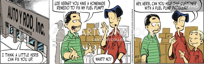 home remedies cartoon