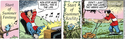 fantasy life cartoon