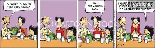 tattletales cartoon