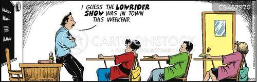 low-riders cartoon