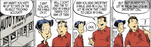 notifies cartoon