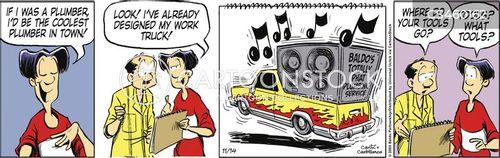 cool cars cartoon