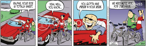 favorite car cartoon