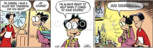 study partners cartoon