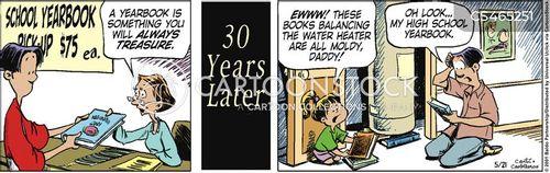water heater cartoon