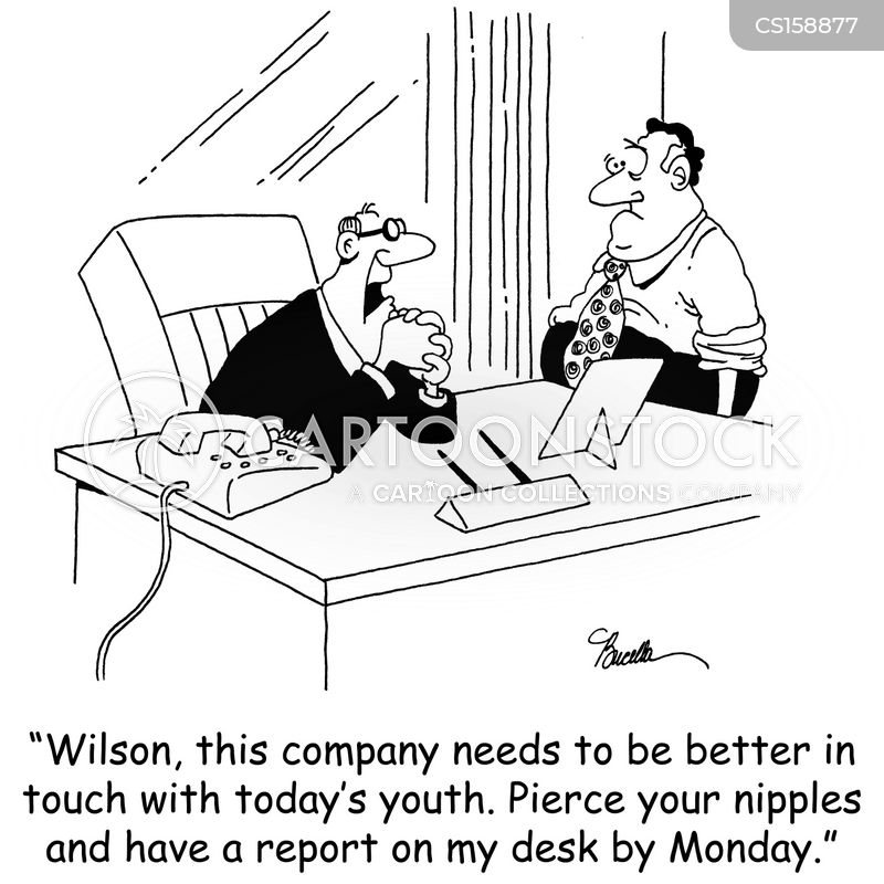 IMAGE: https://s3.amazonaws.com/lowres.cartoonstock.com/youth-business-businessmen-offices-office_humor-pierced-mbcn374_low.jpg
