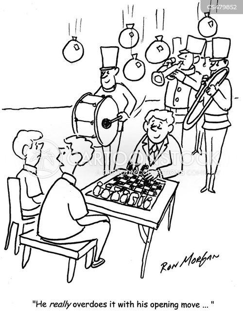 overdo cartoon