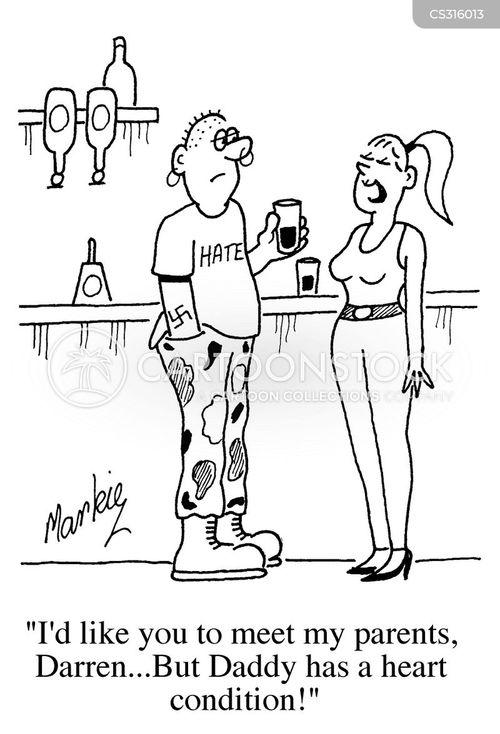 heart condition cartoon