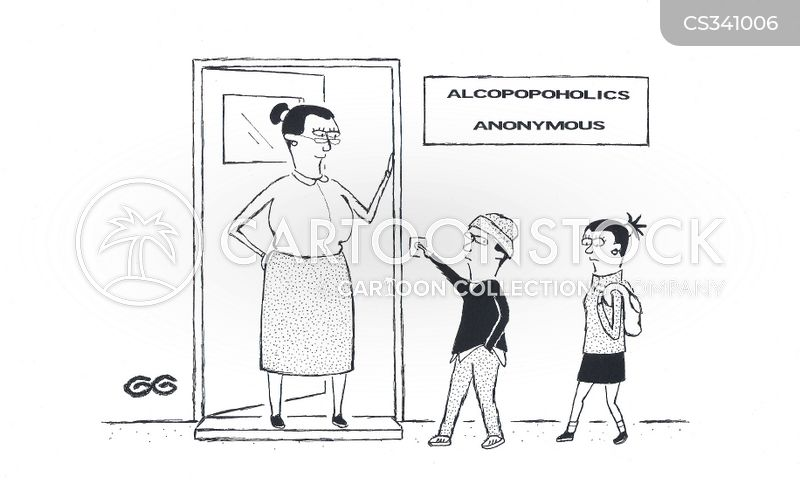 alcopops cartoon