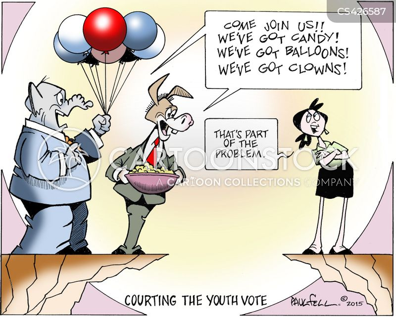 gotv cartoon