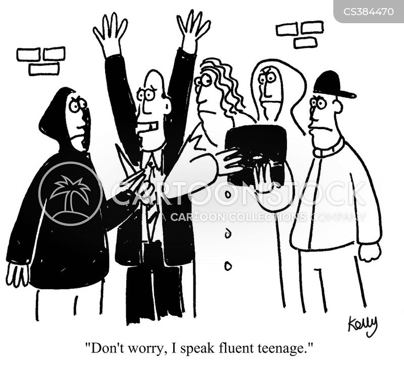 yob culture cartoon