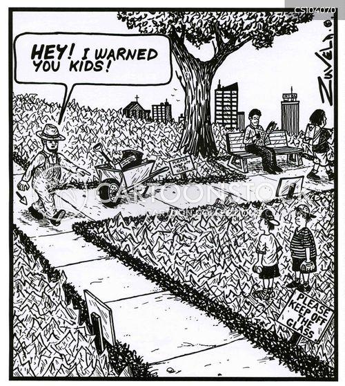 disobey cartoon