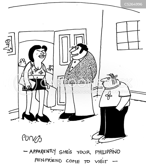 penpals cartoon