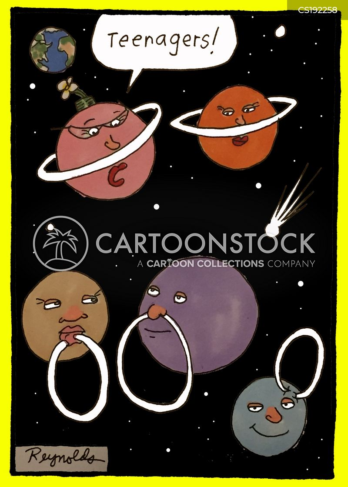 nose ring cartoon