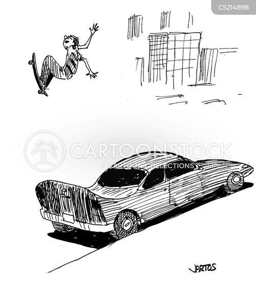 ramps cartoon