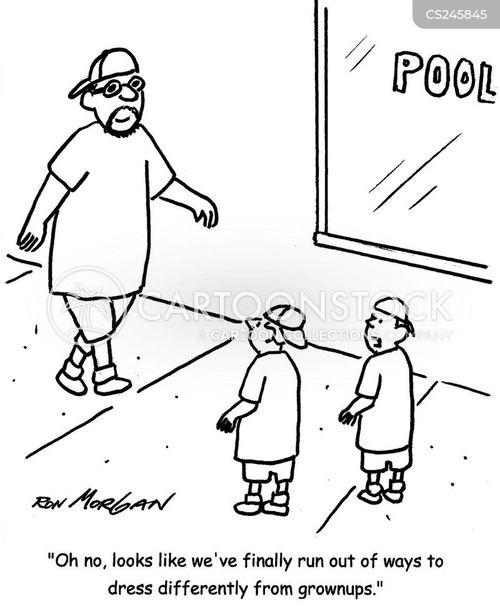 teen rebellion cartoon