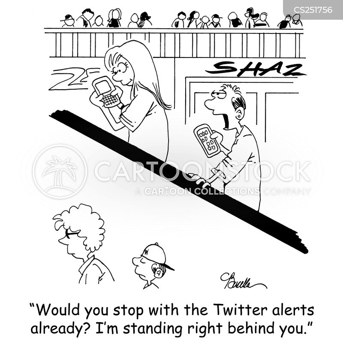 twitters cartoon