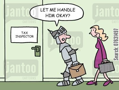 knight in shining armor cartoon humor: Let me handle him okay?