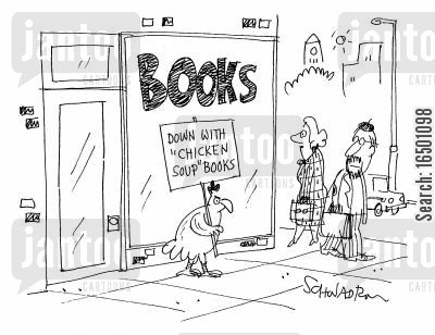 chicken soup for the soul cartoon humor: Down with Chicken Soup Books