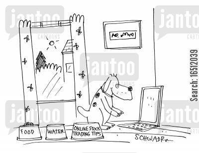 food bowl cartoon humor: FoodWaterOnline Stock Trading Tips.