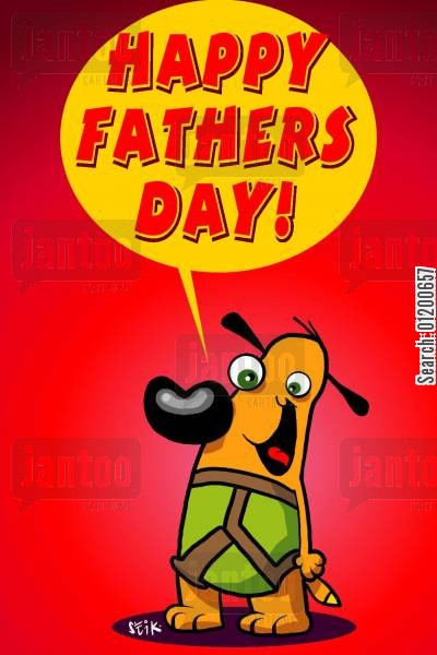 briefs cartoon humor: Happy Father's Day!
