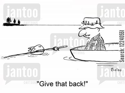 reels cartoon humor: 'Give that back!'