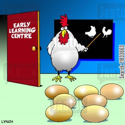 kindergartens cartoon humor: Early Learning Centre