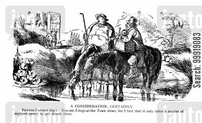 victorian farms cartoon humor: A Consideration Certainly