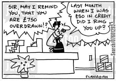 shop keepers cartoon humor: 'Sir, may I remind you, that you are