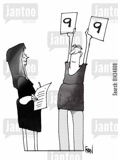 hr department cartoon humor: Feedback.