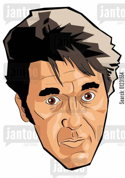 the godfather cartoon humor: Al Pacino