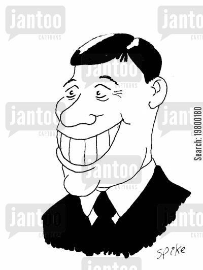 royal families cartoon humor: Prince Andrew