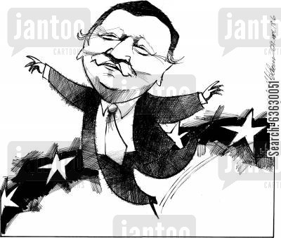 european parliaments cartoon humor: Barroso...