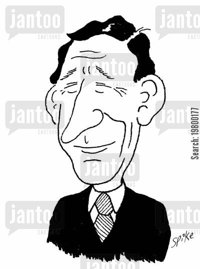 palaces cartoon humor: Prince Charles