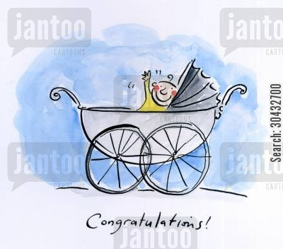 time again cartoon humor: Congratulations!