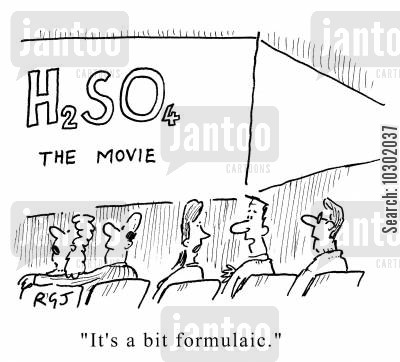 premiere cartoon humor: 'It's a bit formulaic'