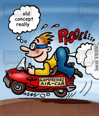 reusable energy cartoon humor: Old concept really...