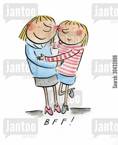 brotherhoods cartoon humor: Best Friend Forever