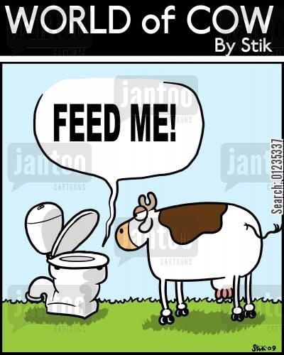 feed me cartoon humor: Feed me!