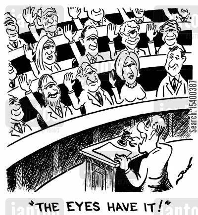 freaks cartoon humor: The eyes have it.