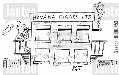 havana cartoon humor: Havana Cigars Limited