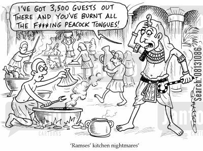 ramseys kitchen nightmares cartoon humor: 'Ramses' kitchen nightmares'.