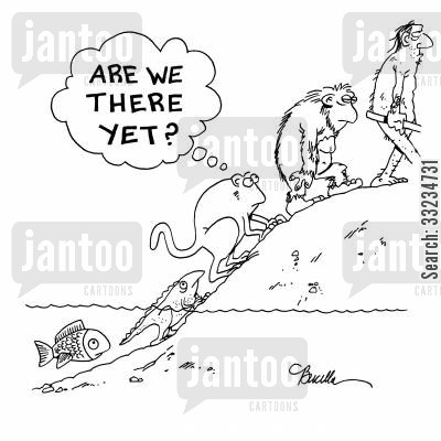 are we nearly there yet cartoon humor: Are We There Yet?